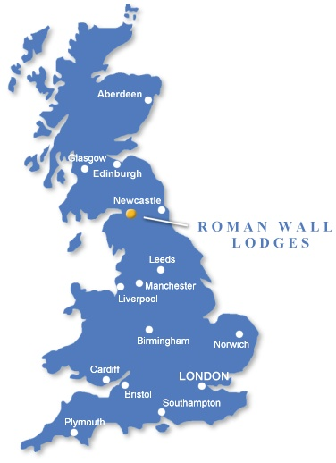 Roman Wall Lodges